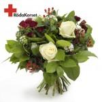 Röda Korset buketten