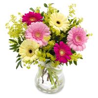 Blombukett på Mors dag