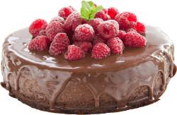 Tårta med choklad