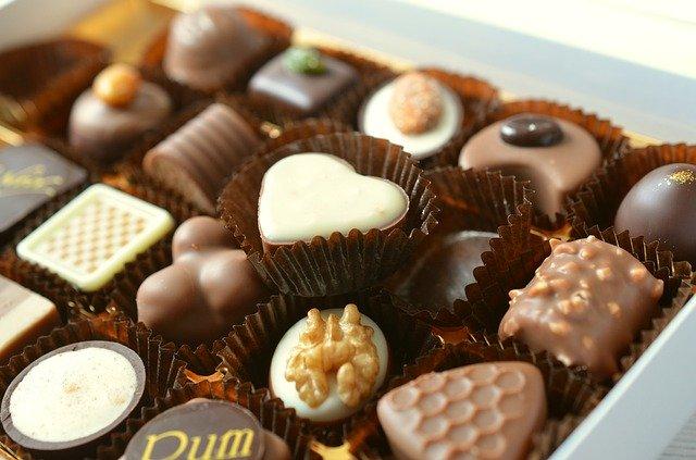 Choklad gillar många mammor
