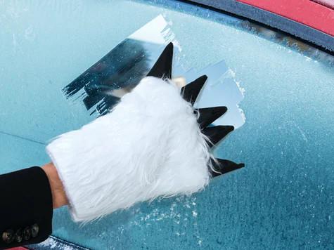 Isskrapa, Yeti snöman